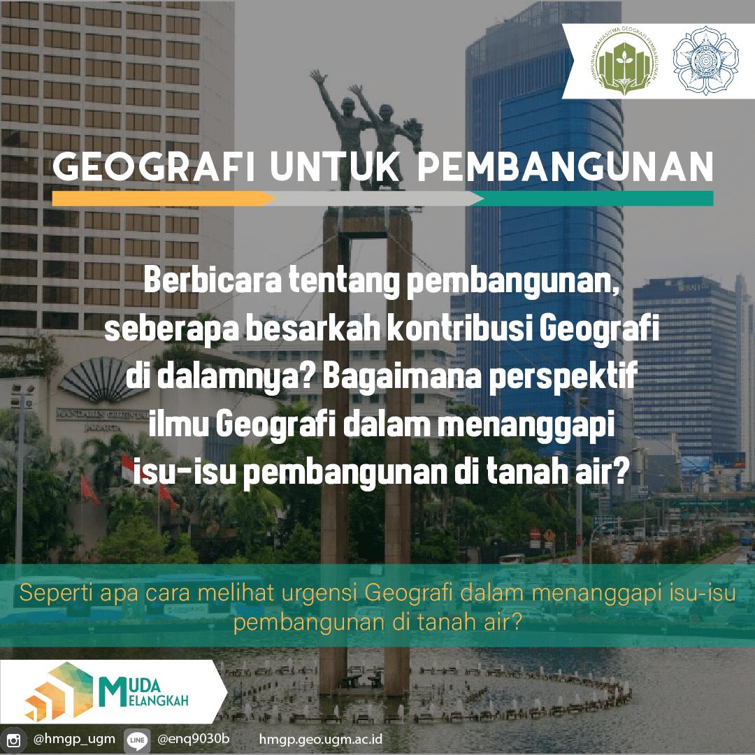 Geografi Politik atau Geopolitik? – HMGP UGM – Himpunan
